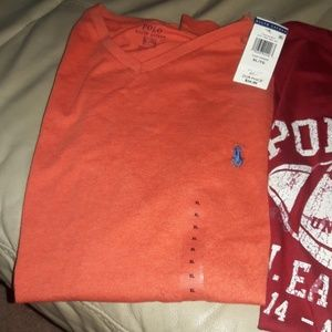 Polo by Ralph Lauren Shirts - 3 Polo Tee Shirts